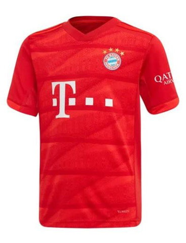 meet 50df3 519b3 Robert Lewandowski Bayern Munich Youth 19/20 Home Jersey