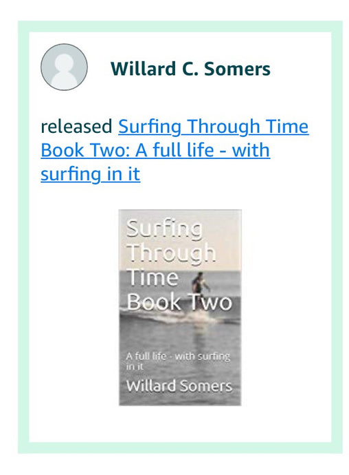 Surfing Through Time - Book Two