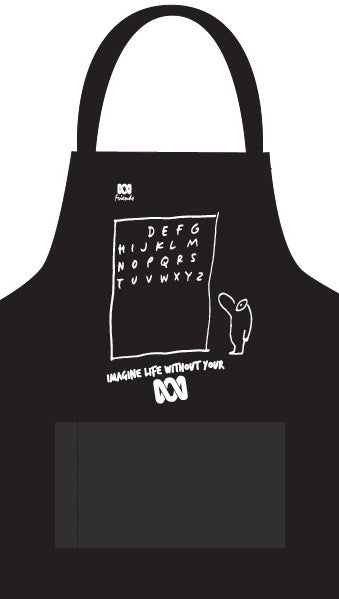 Apron: Imagine life without your ABC