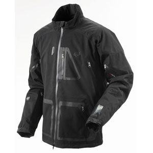 10041 - Fox All Weather Pro Jacket Black (4253612441660)