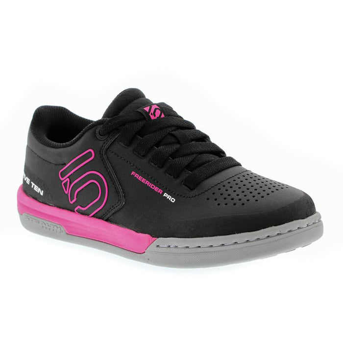 FIVE TEN 5320 WOMENS FREERIDER PRO [BLACK/PINK] (4253563486268)