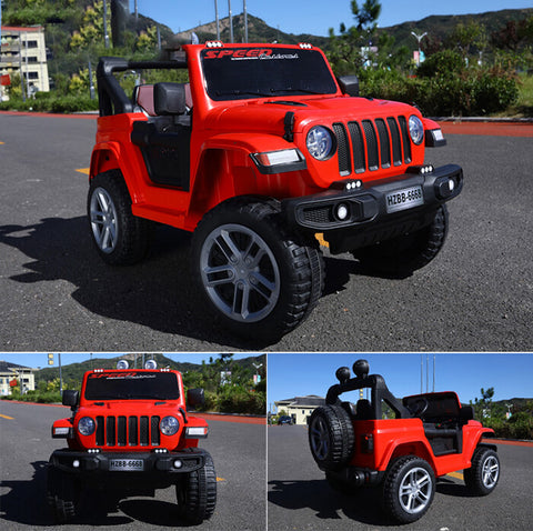 Thar Type Ride On Jeep Children Car Hzbb-6668