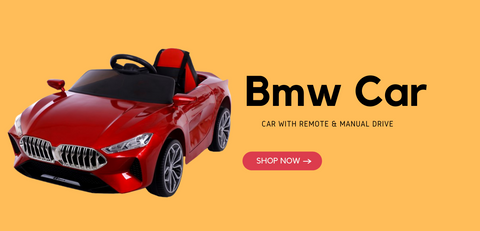Bmw Electric Car For Baby