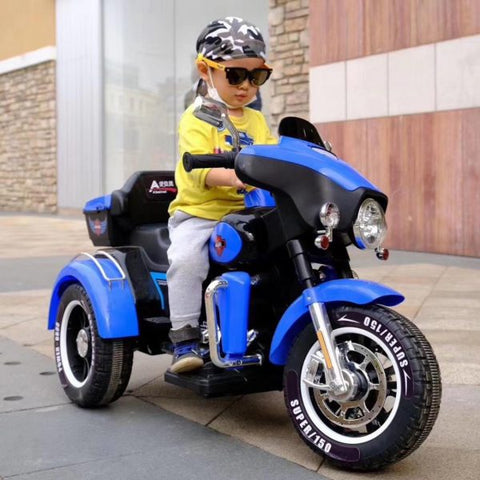 Children's electric motorcycle ABM-5288 Battery Operated Bike Harley Davidson