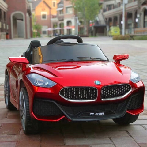 Bmw Electric Car For Kids