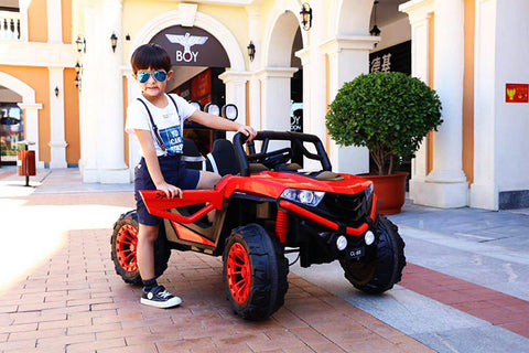 Dune Buggy 2 Seater Kids Ride On Car With Remote And Phone App
