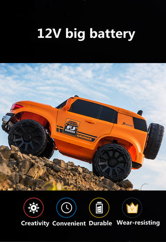 Toyota Ride on Jeep 12V For Kids Battery Operated Red