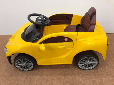 Kids Electric Car Wn-202 With Remote Control & Manual Drive