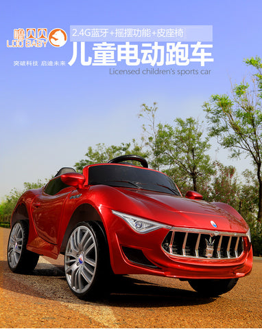 Maserati Levante  Ride on 12V Kids Car Battery Operated
