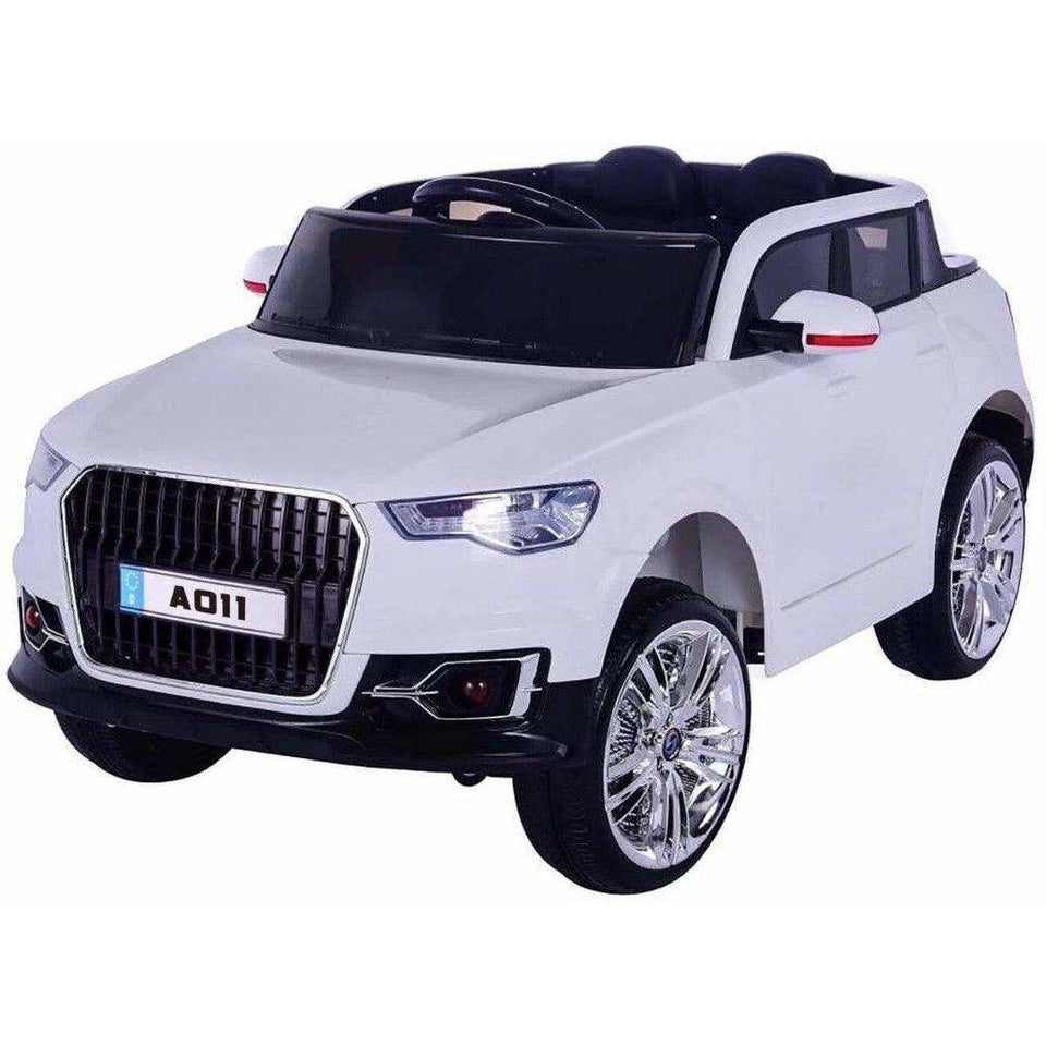 Audi Q7 Ride on Car-Ride on Cars-11Cart-White-11Cart