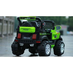 Hummer Style Ride-On Car-11Cart