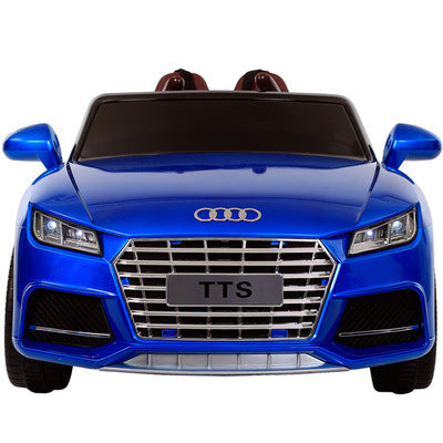 Electric Car for Kids Audi Tts For Baby With Remote And Manual Drive