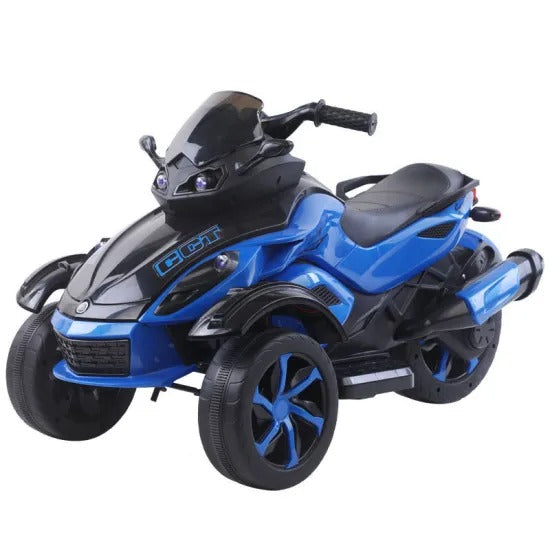 Kids Electric Motorcycle 3 wheels Children Motorbike