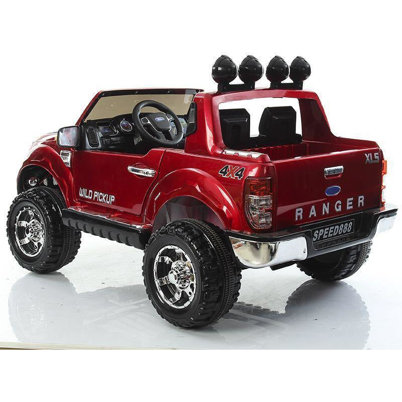 Ford Ranger Red-Ride on Cars-11Cart-11Cart