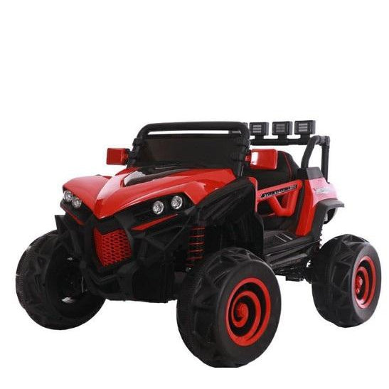 Dual Seater Kids Car Electric With R/c -