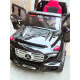 Kids Car Police 4 Motors-Ride on Cars-11Cart-11Cart