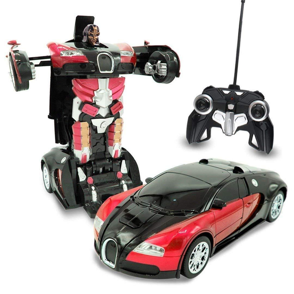RC Transforming Robot Car-11Cart-11Cart