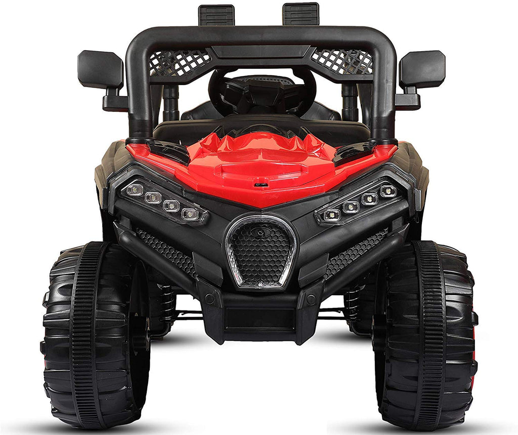 Battery Operated Electric Ride on Jeep for Kids with 12V Battery & Remote Control