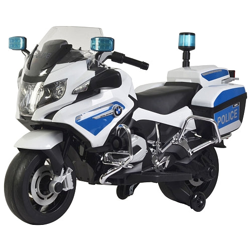 BMW Police bike Kids Ride on Motorcycle Licence Version-Ride on Bike-11Cart-11Cart