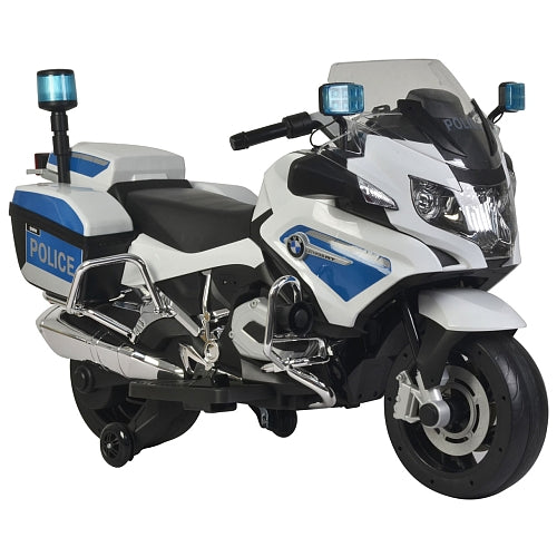 BMW Police bike Kids Ride on Motorcycle Licence Version