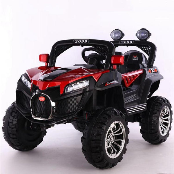 4x4 Battery Operated Jeep Big Size 12v For Kids