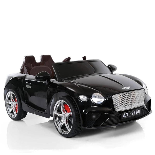 Bentley Kids Car for Baby Battery Operated Black