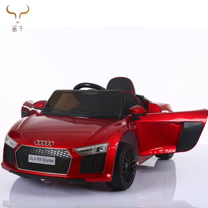 Dlx R8 Spider Kids Car Battery Operated