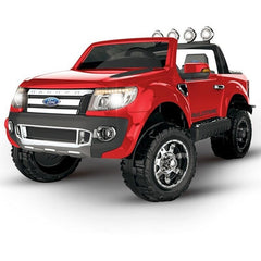 Ford Ranger Red-11Cart
