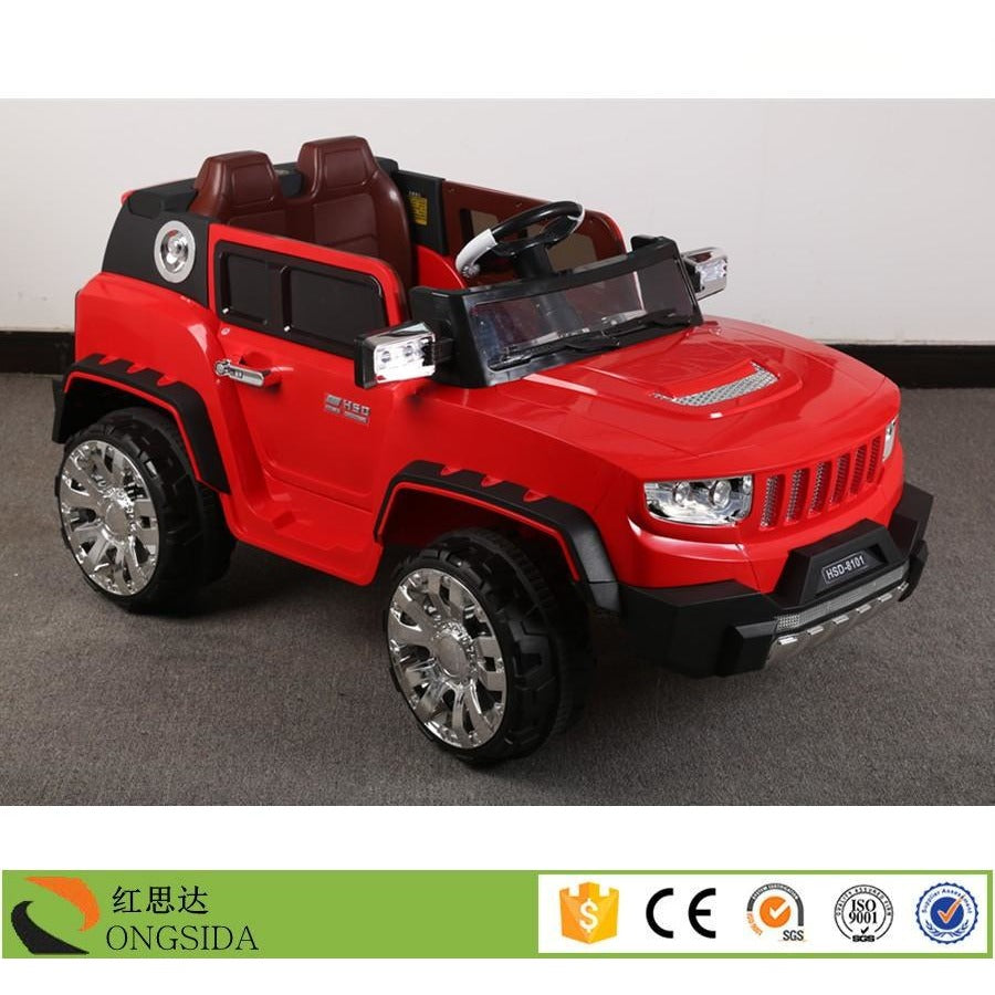 11cart Hummer Ride On Suv 4wd V12 Rechargeable Remote Control 12v