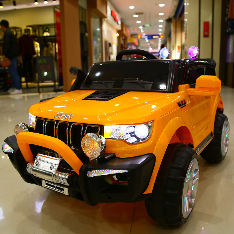 Ride on Jeep Compass - Kp6188 Orange