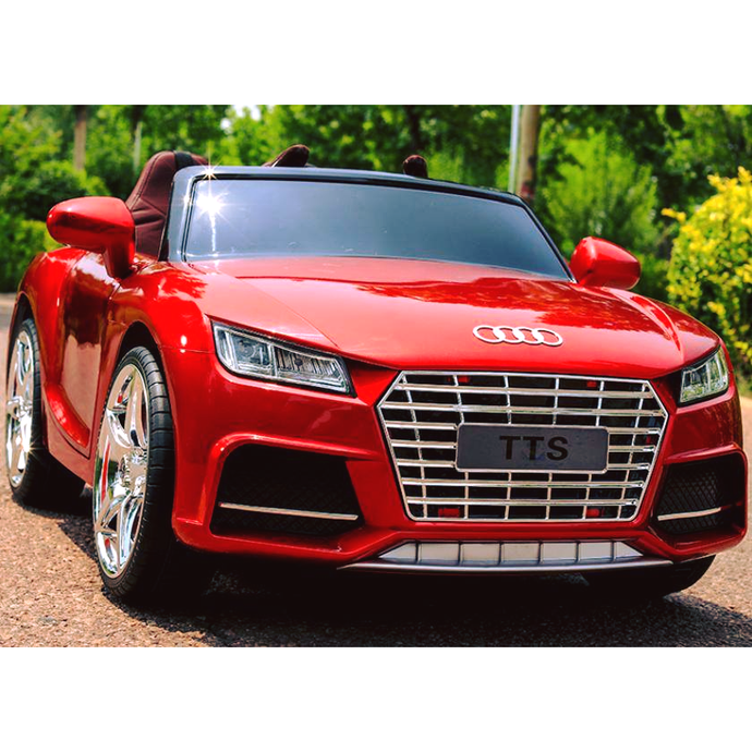 KIDS CAR AUDI TTS-Ride on Cars-11Cart-11Cart