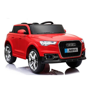 Audi Q7 Ride on Car-Ride on Cars-11Cart-Red-11Cart
