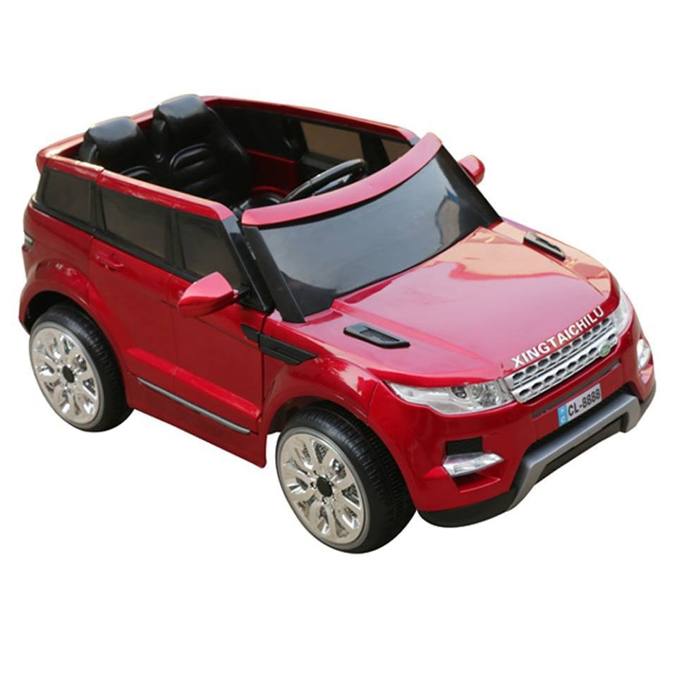 Land Rover Kids Car 12V Electric Ride On Car Baby Toy Car ...