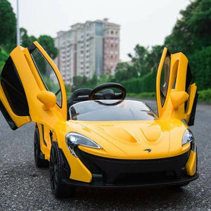 McLaren P1 Battery Powered Ride On Kids Car Remote 12V-Ride on Cars-11Cart-11Cart