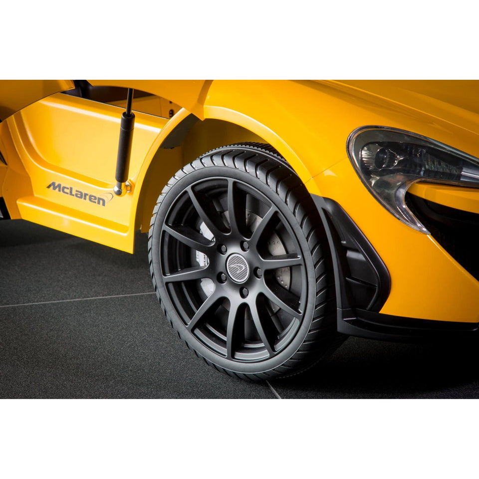 ac1d6cdf0ef1 ... McLaren P1 Battery Powered Ride On Kids Car Remote 12V-Ride on Cars-11Cart  ...