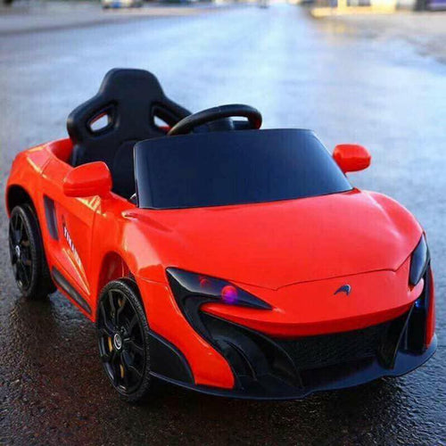 Mini-6V-McLaren-Electric-Kids-Ride-On-Car-With-Remote-&-Manual-Drive