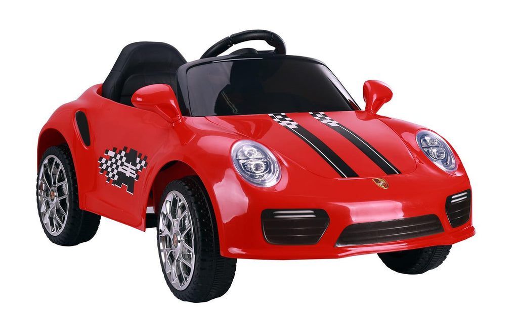 Porche-Electric-Ride-On-Car-For-Kids-Battery-Powered-12V