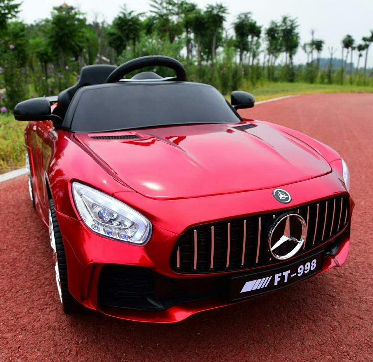 Mercedes Ride on Car