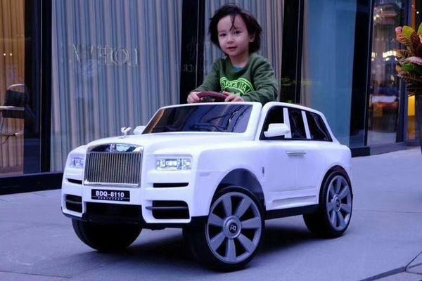 RollsRoyce 12V new electric car for kids children high quality ride on car