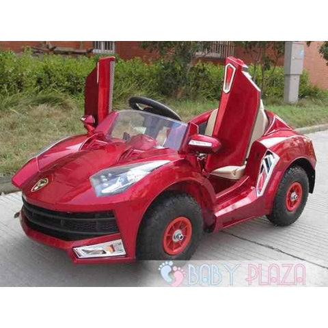 Lamborghini Child Electric Baby Ride on Car-Ride on Cars-11Cart-Red-11Cart