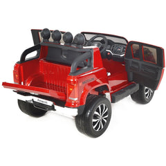 Licensed Volkswagen Child Toy Ride On Car-11Cart