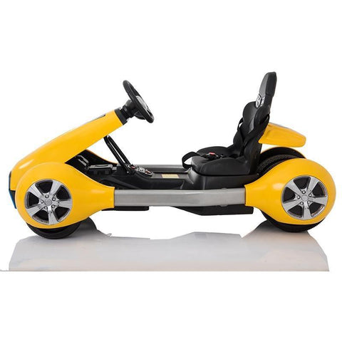 GT Kart Style Motorcycle for Kids