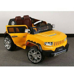 HUMMER RIDE ON SUV 4WD V12 Rechargeable Remote Control 12v-11Cart
