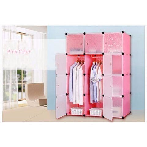 French armoire clothes storage Wardrobe - 11Cart