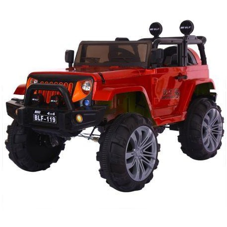 12V Ride on Jeep-11Cart