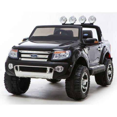 Ford Ranger Black Children car For Kids-Ride on Cars-11Cart-11Cart
