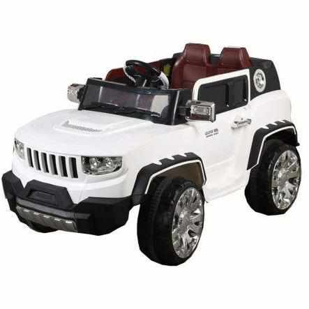 Battery Operated Ride-on Jeep with Four Motor, Heavy Duty Battery and R/C-Ride on Cars-11Cart-11Cart