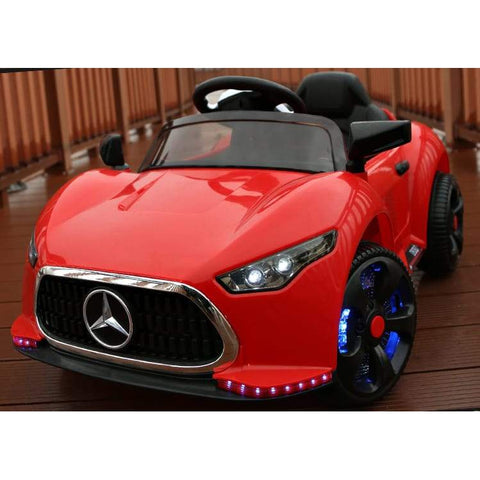 Battery Operated Kids Electric Car 5189 With Remote Control & Manual Drive