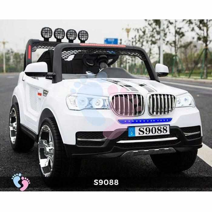 Ride on Bmw Car With Rubber Tyre-Ride on Cars-11Cart-11Cart
