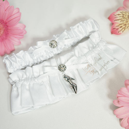Fairytale Dreams Bridal Garter Set